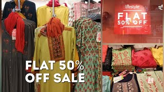 Flat 50% off | Lifestyle Sale Haul | Lifestyle Shopping Haul Under 500 | Lifestyle Shopping