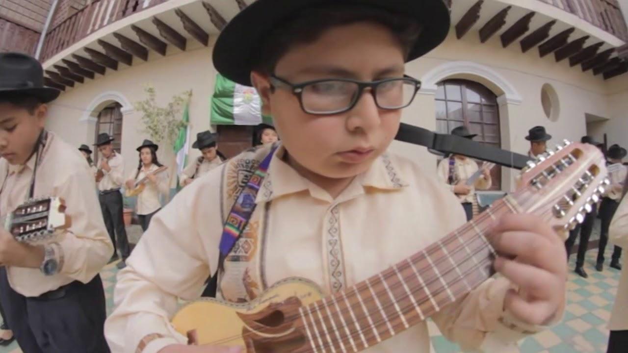 Orquesta de Charangos G.A.M de Punata-Seleccion de Huayños (2018)