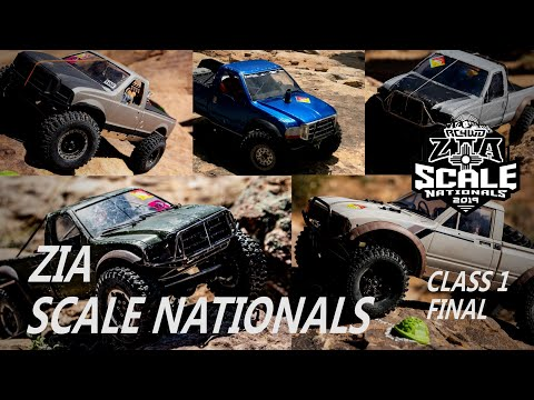 2019 RC4WD SCALE NATIONALS - Best RC Crawling Competition Class 1 Final