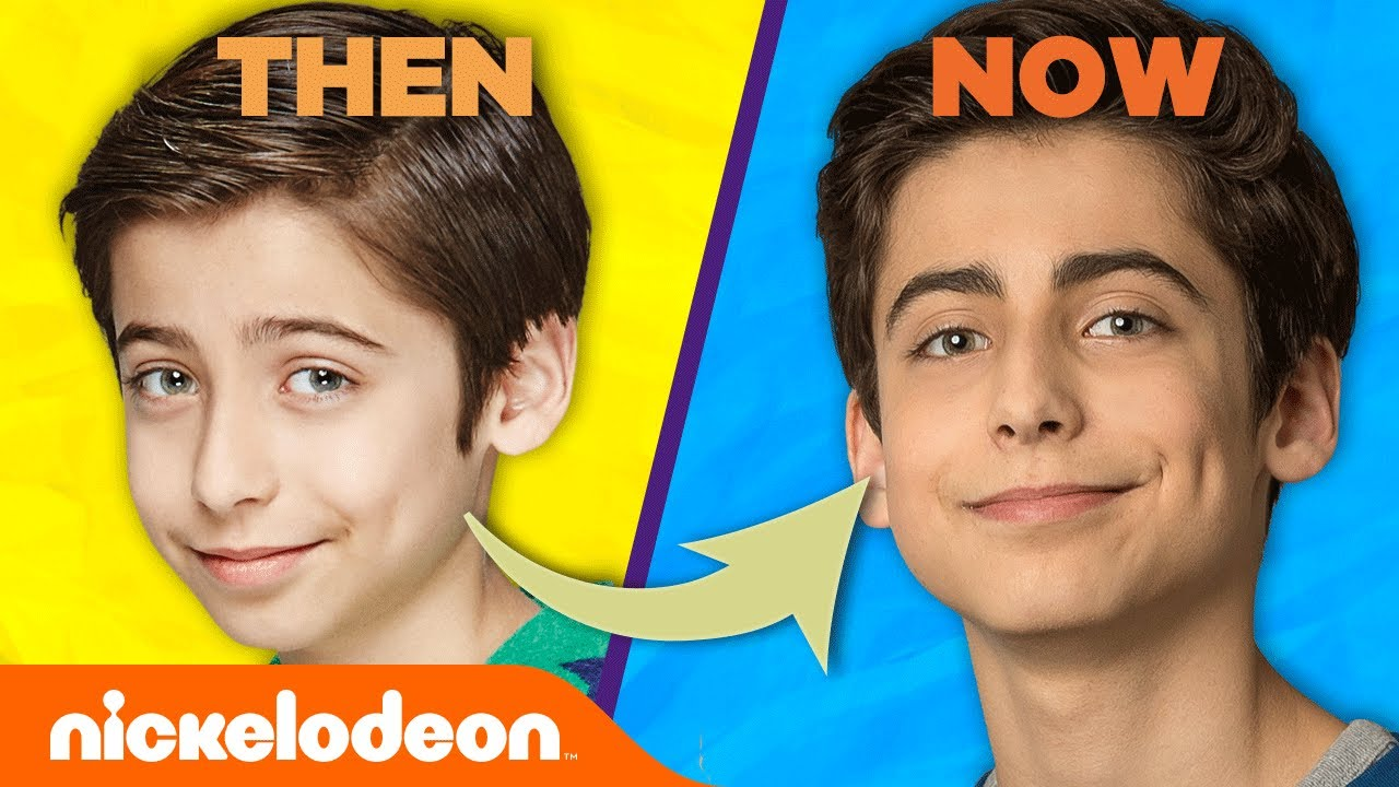 Download Aidan Gallagher's Transformation Season 1 vs. Season 4 | Nicky, Ricky, Dicky, and Dawn