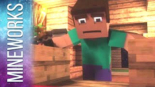 ♫ Where My Diamonds Hide - A Minecraft Parody Song of Imagine Dragon s Demons (Music Video)
