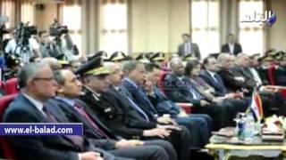 بالفيديو والصور.. رئيس الأكاديمية: سيسجل التاريخ تضحيات رجال الشرطة