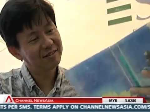 Esabee - SAB on Channel News Asia Original