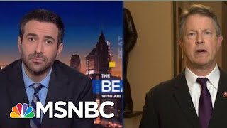 GOP Congressman Gets Confronted By His Own Wall Contradiction | The Beat With Ari Melber | MSNBC