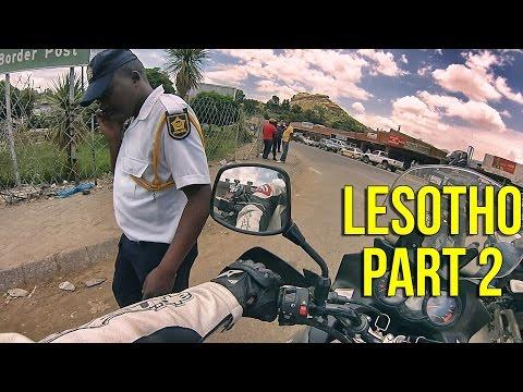 Lesotho Trip (Pt. 2)