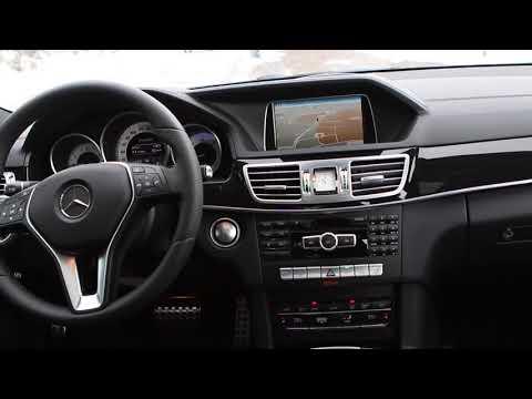 Car Review: 2014 Mercedes-Benz E250 BlueTec | Driving