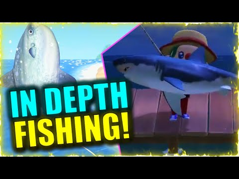 🎣 How To Catch & Hunt Rare Fish (In-Depth)! Animal Crossing New Horizons Guide!