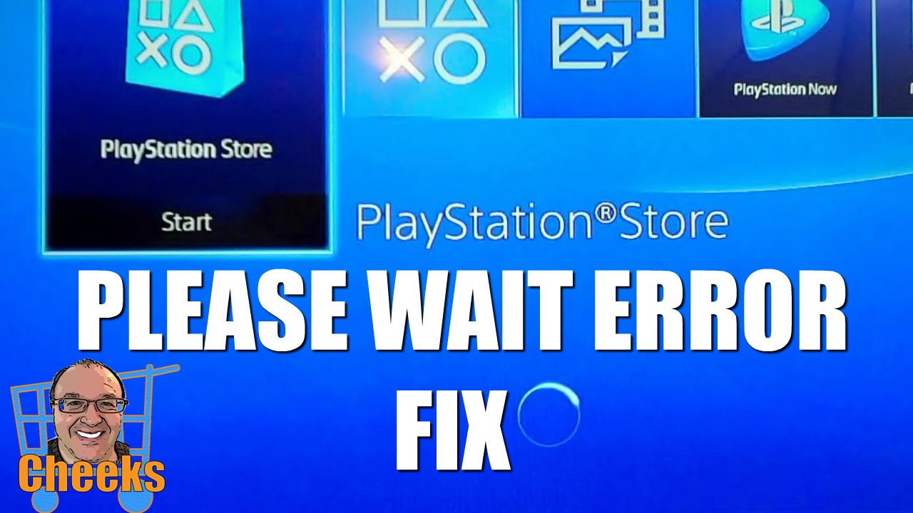Sony playstation store not updating