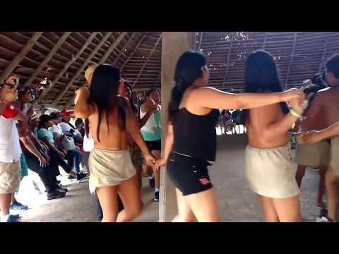 Tribu Boras - Iquitos - Visita