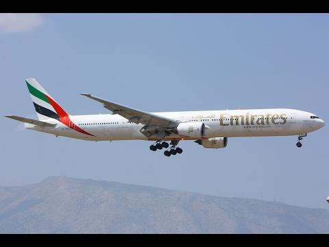 [LIVE!] IVAO|Destination Dubai 2.0|19.02.2017|LGAV-OMDB|UAE106|Boeing 777-31H(ER)