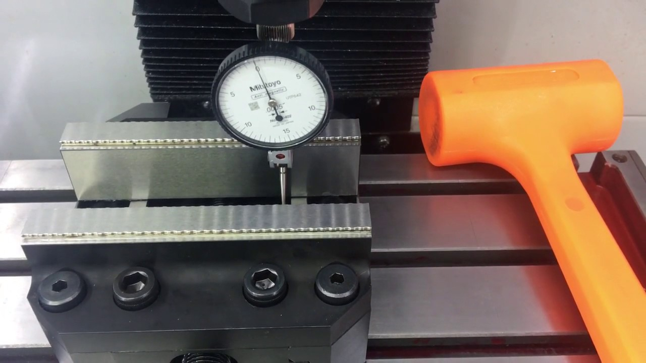 5th Axis 5-6 Deuce Vise on my Tormach 440