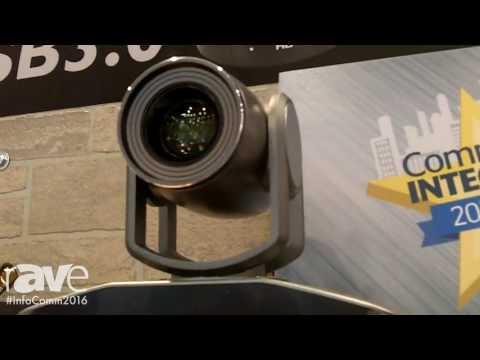 InfoComm 2016: Bolin Technology Showcases 4K and USB3.0 Cameras