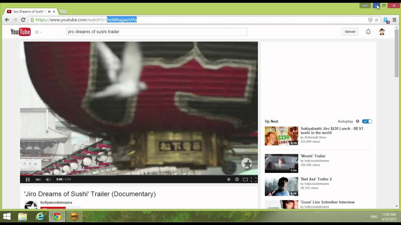 How To Embed A Youtube Video In Your Website