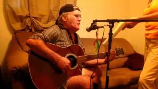 Johnny Hooks - Green Green Grass of Home.avi