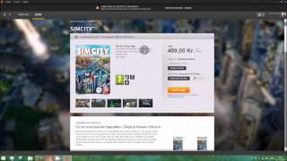 (DK) Simcity - Sådan installere du spillet