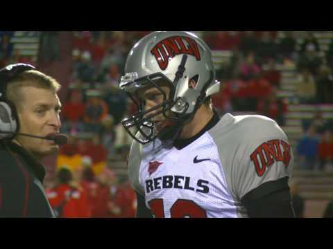 UNLV REBELS FOOTBALL OLD GAMES