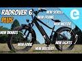 Rad Power Bikes Radrover 6 Plus Review: Totally New!