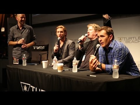 The Voices of Gaming Panel E3 2014