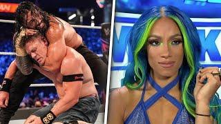 John Cena Done With WWE Why Sasha Banks Missed SummerSlam 2021