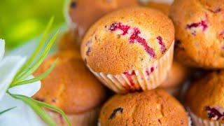 МАФФИНЫ (Muffins) / КЕКСЫ -  лучший легкий рецепт  - как приготовить вкусные мафины / выпечка(Подробный рецепт кексов в блоге - http://cookingtime.ru/muffins.html На 12 маффинов (16 небольших) ИНГРЕДИЕНТЫ: 369 г муки 10..., 2014-05-20T08:24:32.000Z)