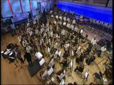 John Williams - Indiana Jones Main Theme - BBC Philharmonic Orchestra
