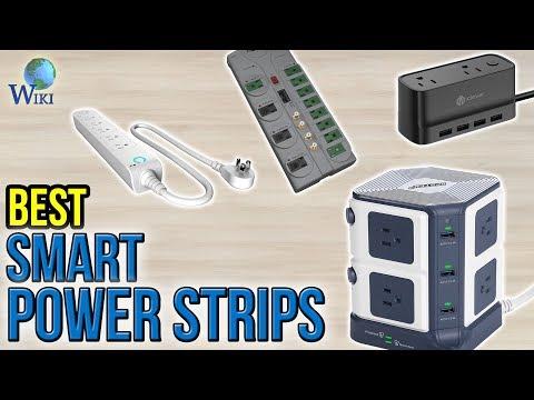 8 Best Smart Power Strips 2017