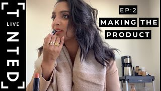 VLOG! Building a Brand - Part 2: Making the Product (Docu-series) | Deepica Mutyala