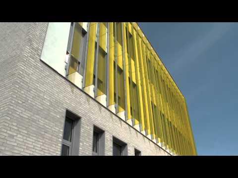 Ingeniørhøjskolen Aarhus Universitet (IHA), Katrinebjerg