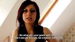 Ersties   Nina Interview 360p
