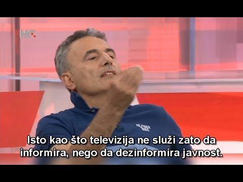Pavle Kalinić izrekao istinu o HRT-u u njihovoj emisiji!