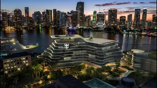 Royal Caribbean plans a $300 million office expansion for PortMiami