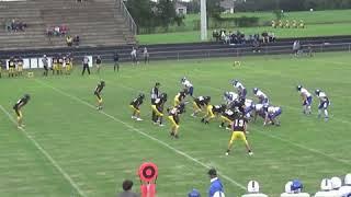 Rehobeth VS Ashford JV Football Highlights