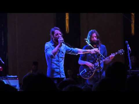 Band of Horses-Live on the Green Nashville-Blue Beard