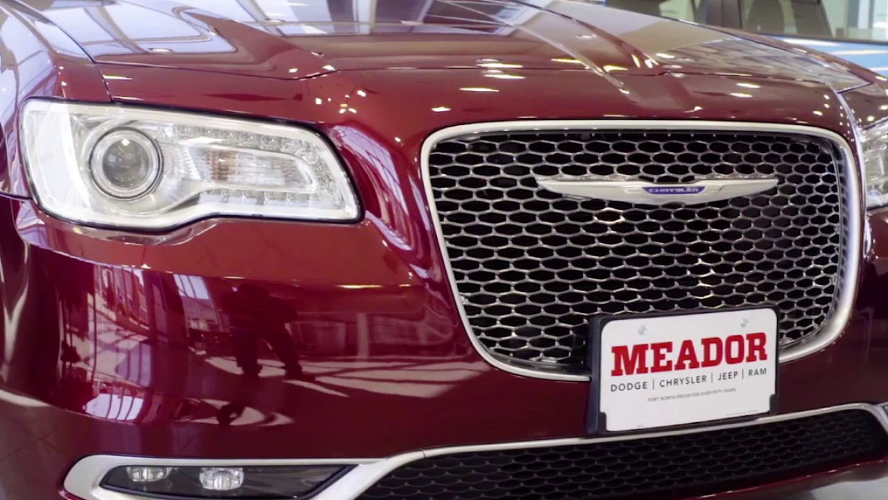 Meador Auto Group | New and Used Chrysler, Dodge, Jeep, Ram