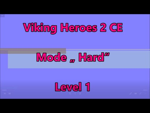 Viking Heroes 2 CE Level 1 |