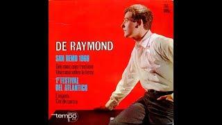 De Raymond - San Remo 1966 - 1er Festival Del Atlántico - EP 1966