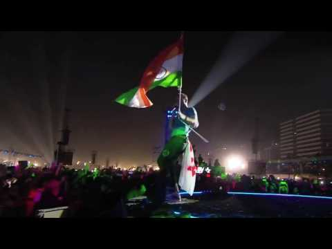 A Sky Full of stars Global Citizen India coldplay