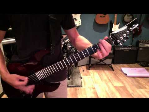 Memphis May Fire- My Generation (Guitar Cover)