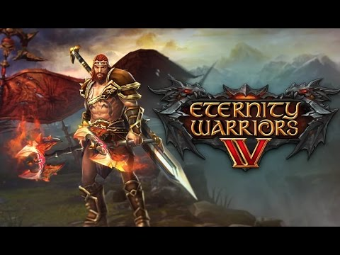 Eternity Warriors 4 - Android Gameplay HD