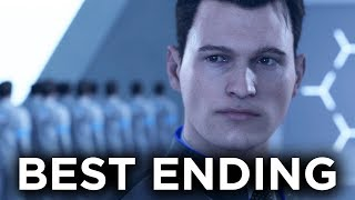 Detroit Become Human BEST ENDING