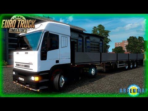 ETS2 (Rutas Argentinas) - Iveco Eurotech