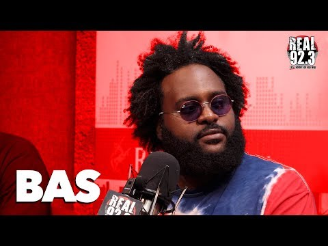 "Bas talks ""Milky Way"", TDE, Direction of Dreamville & More!"