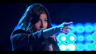 La Voz Kids | Angie Vasquez canta 'I will never let you down' en La Voz Kids