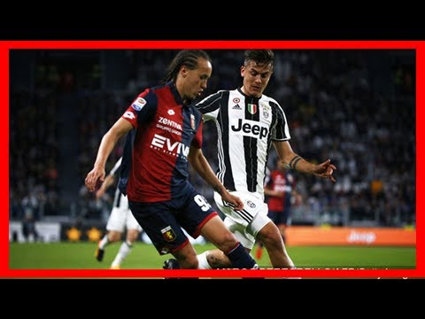 [News 2017] Newcastle's interest in genoa's diego laxalt gives benitez a chance to pull off perfect