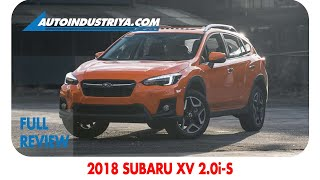 2018 Subaru XV 2.0i-S - Full Review