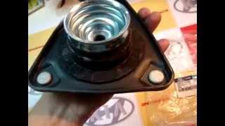 видео Амортизатор i30 передний (газ-масло), Kayaba (338024) правый