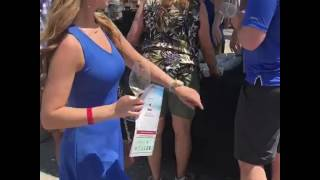 2016 Sandestin Wine Festival Walking Tour