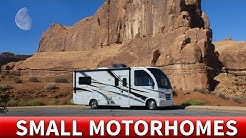 Small Motorhomes | RV Reviews: Thor Axis Small Class A Motorhomes (US & Canada)