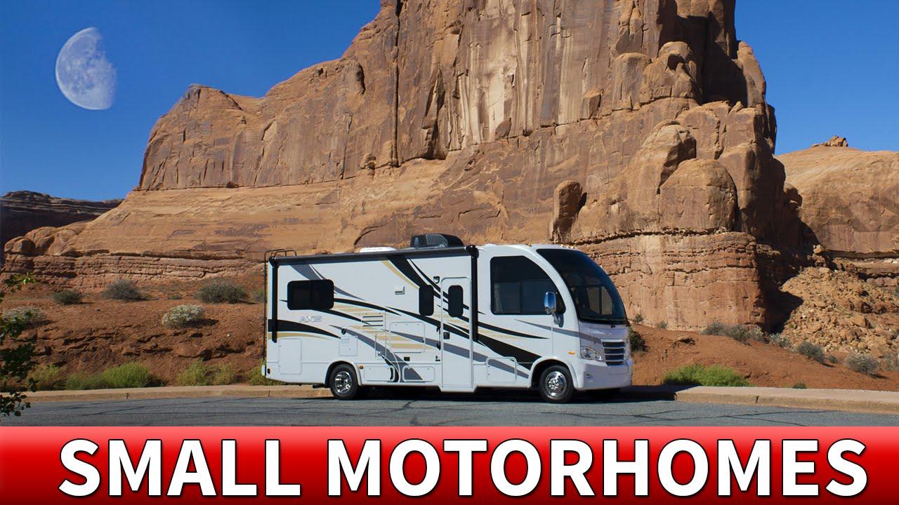 Small Motorhomes RV Reviews Thor Axis Small Class A Motorhomes - Small motor homes