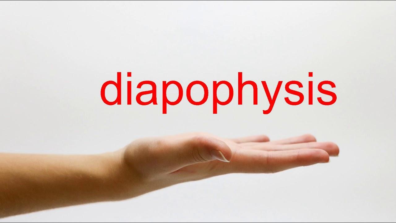 How to Pronounce diapophysis - American English image